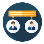 Comunicação entre cliente e fornecedor